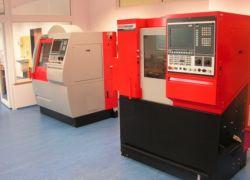 Odborná učebna CNC