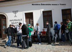Školní výlet 3.MECH Březová červen 2012